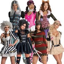 Monster Halloween Costumes Girls Ladies Halloween Costume Secret Wishes Fancy Dress