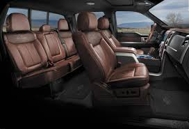 2013 F150 Interior 2013 King Ranch Seats F150online Forums
