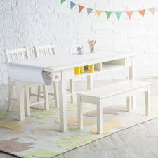 kids art table paper roll home design