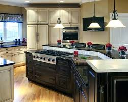 kitchen island with stove kitchen island stove ideas inspiring ideas for with griddle design