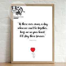 Winnie The Pooh Wall Decals For Nursery by Winnie The Pooh Quote Winnie The Pooh Print Winnie The Pooh