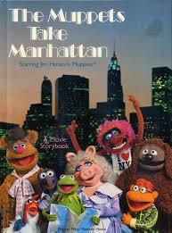 muppets manhattan muppets 9780394863863 amazon books