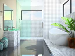 Green And White Bathroom Ideas 26 Pictures Of Tranquil And Luxurious White Bathroom Designs