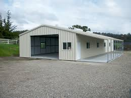 Pole Barn With Apartment Pws Commercial And Industrial Steel Buildings Offer Superior