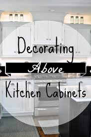 Decorating Above Kitchen Cabinets Cabinet Latest Image Of Antiquing Kitchen Cabinet With Stain