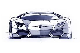 lamborghini symbol drawing the lamborghini gallardo lamborghini sketches and cars