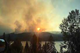 Wildfire Training Bc by East Kootenays Heat Up With Growing Wildfires Nelson Star
