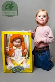 Homemade Cabbage Patch Kid Halloween Costume André Giant Diy Halloween Costume Lots Original Easy