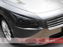custom 2009 nissan maxima rshield nissan maxima 2009 2014 headlight protection kits