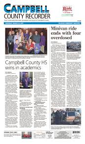 lexus rivercenter used cars campbell county recorder 033017 by enquirer media issuu