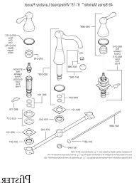 Pfister Kitchen Faucet Parts by Brushed Nickel Price Pfister Kitchen Faucet Parts Wall Mount