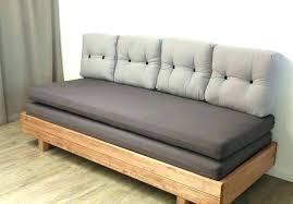 canapé lit futon pas cher lit futon 200x200 lit king size design awesome lit haut de