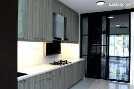 kitchen cabinet modern design malaysia kitchen lora kitchen