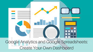 Google Spreadsheet Google Analytics And Google Spreadsheets Create Your Own