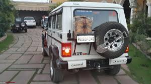 jeep sticker ideas our modified mahindra bolero 4x4 team bhp