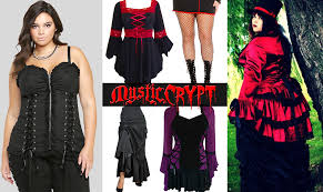 Size Halloween Costumes 3x 4x Size Gothic Clothing Brand Clothing
