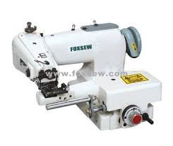 Machine Blind Stitch Industrial Cylinder Bed Blindstitch Sewing Machine Manufacturer