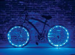 wheel brightz led lights blue hermosa cyclery