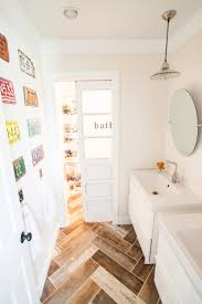 diy bathroom remodel ideas our 1800 kids diy bathroom reveal the heathered nest