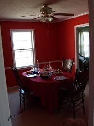 dining room red paint ideas interior design