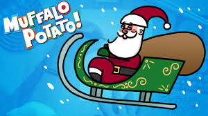 how to draw santa u0027s sleigh using letters and numbers with muffalo