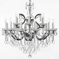 versailles chandelier versailles 18 light rococo iron and crystal chandelier t40 189