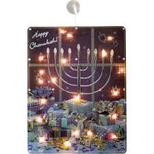 hanukkah lights decorations rite lite hologram electric chanukah window