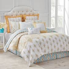 Blue Yellow Comforter Buy Blue Yellow Comforter Sets From Bed Bath U0026 Beyond
