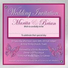 Wedding Invitations Galway Mass Booklet Interior Invitation Theme Ideas Pinterest