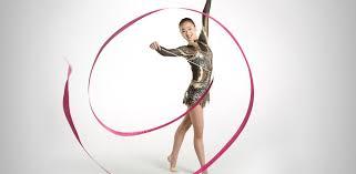 ribbon dancer seattle rhythmic gymnastics most beautiful olympic sport