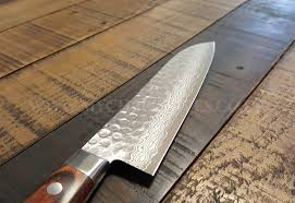 Japanese Kitchen Knives Uk Jikko Santoku Knife 18cm Handcrafted In Sakai Japan