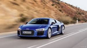 audi r8 wallpaper blue 2016 audi r8 v10 plus ara blue front hd wallpaper 62