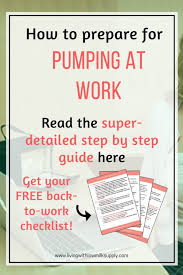 a breastfeeding mom u0027s guide on returning to work after maternity