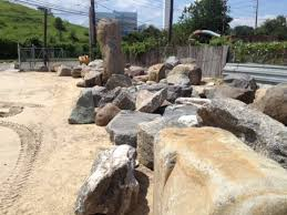 landscape rock boulder material supply suffolk nassau nyc ny