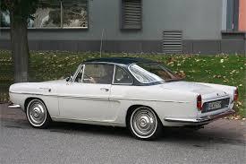 renault dauphine engine renault motor cars through the years