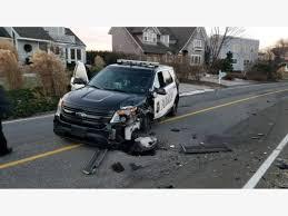 christmas eve assault stolen car crashes into cruiser ct news