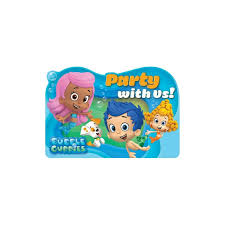 guppies invitations 8 pack partyland new zealand s