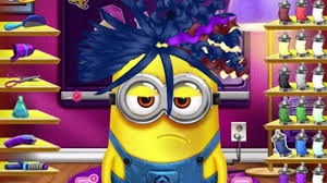 real haircuts games unblocked minions real haircuts game on girlg com