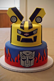 Easy Halloween Birthday Cakes by Transformers Cake Cake Birthdays And Transformer Party