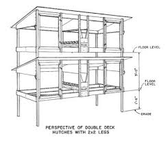 Kitchen Cabinet Diagrams The 25 Best Rabbit Hutch Plans Ideas On Pinterest Cages For