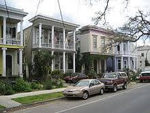 New Orleans Style Homes Buildings And Architecture Of New Orleans Wikipedia