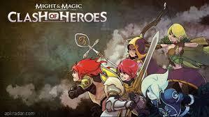 might and magic clash of heroes apk m m clash of heroes apk 1 4 sd data apkradar