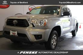 toyota tacoma extended cab used 2015 used toyota tacoma 2wd access cab i4 at at toyota of bedford