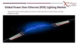 power over ethernet lighting global power over ethernet poe lighting market illuminated by new r