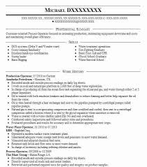 Press Operator Resume Oil And Gas Resume Examples Template 5 5 Useful Oilfield Resume