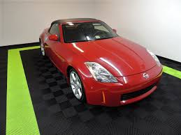 Nissan 350z Red - 2004 nissan 350z enthusiast roadster stafford virginia