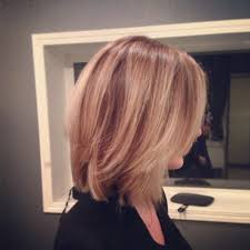 in love with this haircut style pinterest longer angled bob