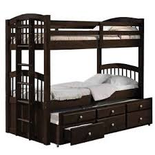 Bunk Beds Trundle Bunk Bed With Trundle Ebay