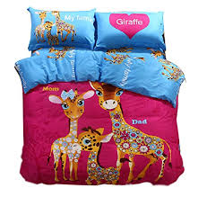 Giraffe Bedding Set I Found The Cutest Giraffe Bedding