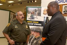 safety concerns make border patrol pull out of job fair amid